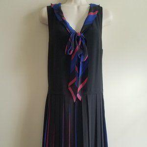 Marc Jacobs Sailor Silk dress Sz. 10